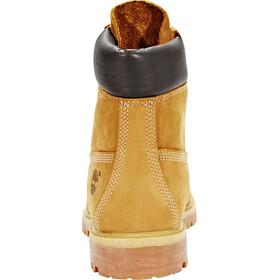 "Timberland Icon 6"" Premium Shoes Men Wheat Nubuck"